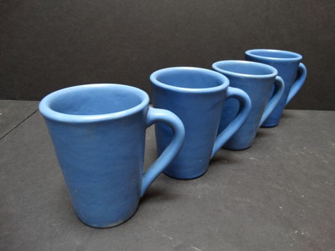 Catalina Island Set of 4 Coffee Cups