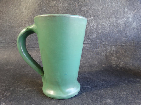 Catalina Island Pottery Beer Mug in Descanso Green C352