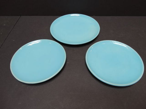 Catalina Island Set of 3 Bread Plates