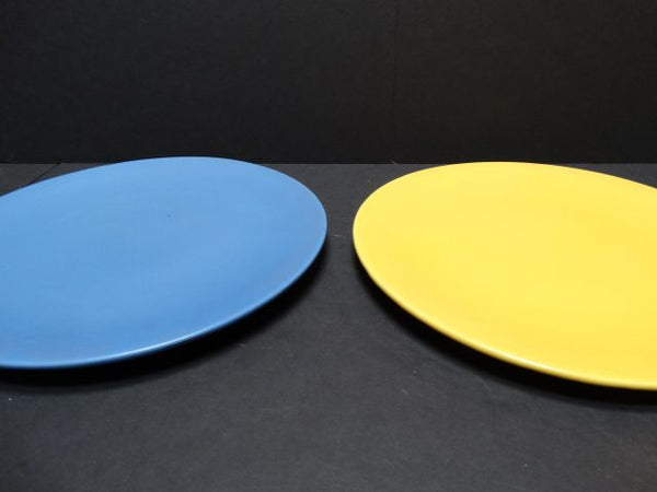 Catalina Island Set of 2 Flat Plates
