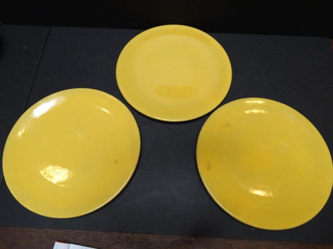 Catalina Island Set of 3 Plates