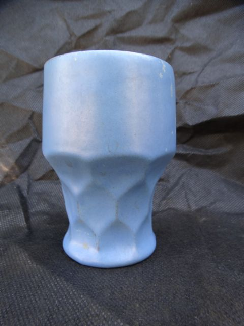 Catalina Blue Textured Tumbler