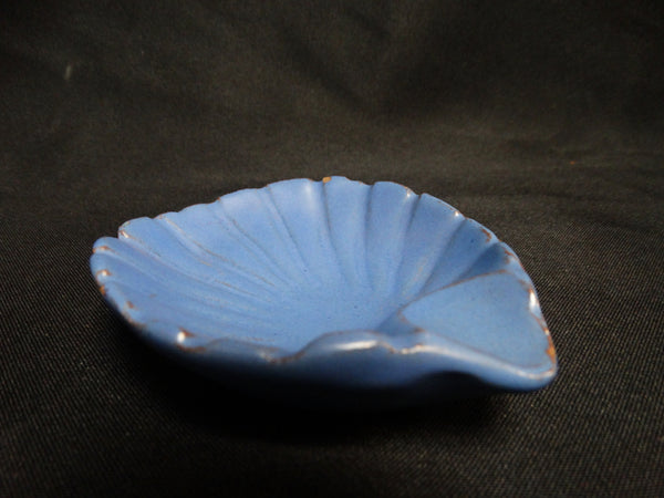 Catalina Island Rare Blue Shell Ashtray