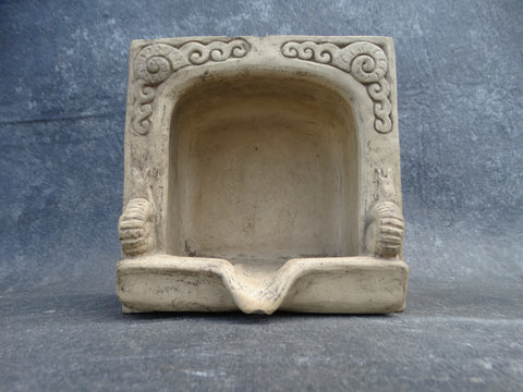 Batchelder Los Angeles Bisque Soap Dish