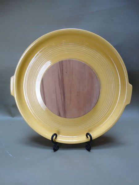 Pacific Cheese Plate Yellow