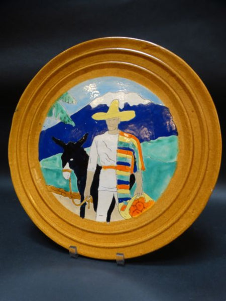 San Jose Pottery Charger