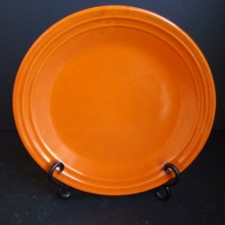 California Rainbow Plate matte-orange