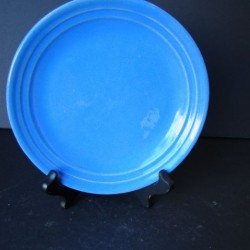 California Rainbow Blue plate