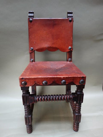 Mexican Colonial Chair