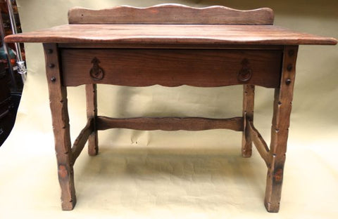 Spanish Revival Karpen Desk