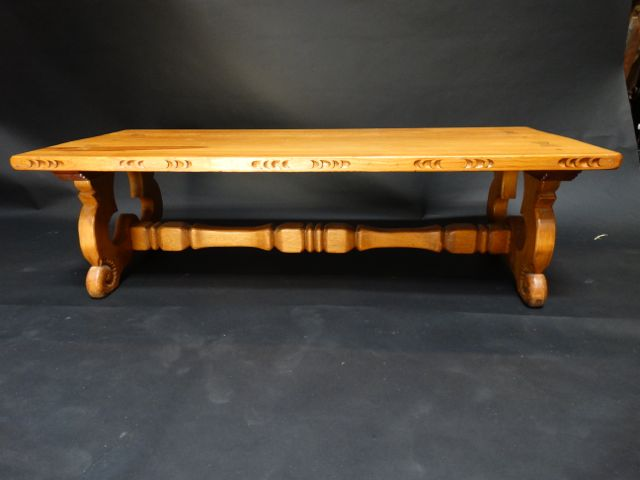 George Sandoval Spanish Colonial Coffee Table