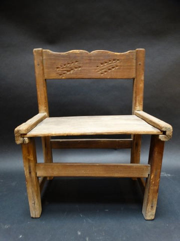 Spanish Colonial New Mexican Chair