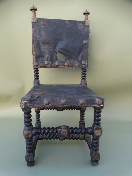 Spanish Colonial Catalonian Chair