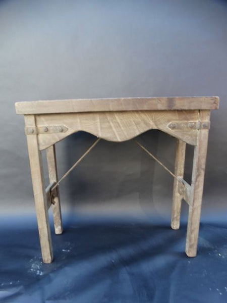 Monterey Classic Old Wood Console/Entry Table