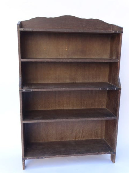 Monterey Classic Old Wood Bookcase