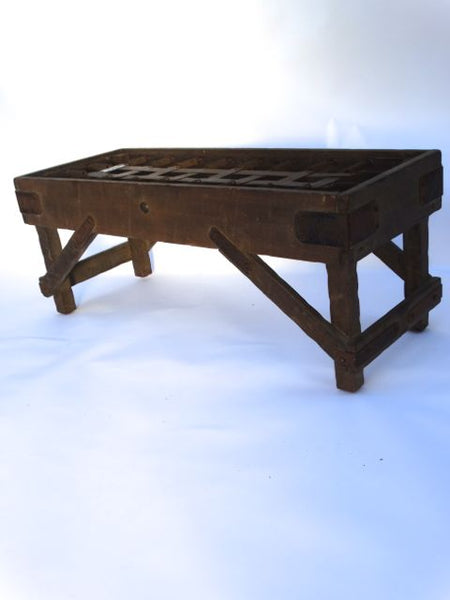 Monterey Old Wood Classic Bench