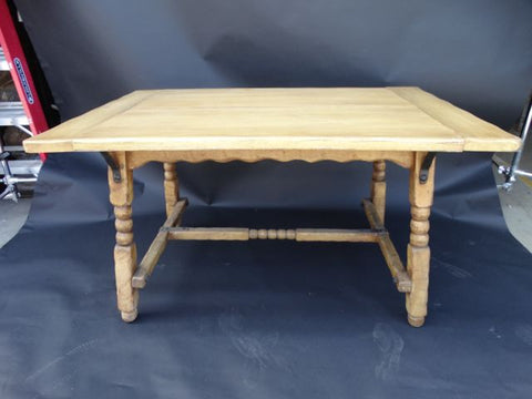 Monterey Straw Ivory Table