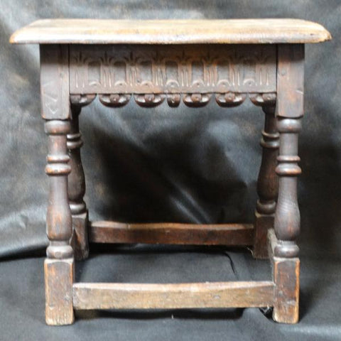 18th Century Continental Stool