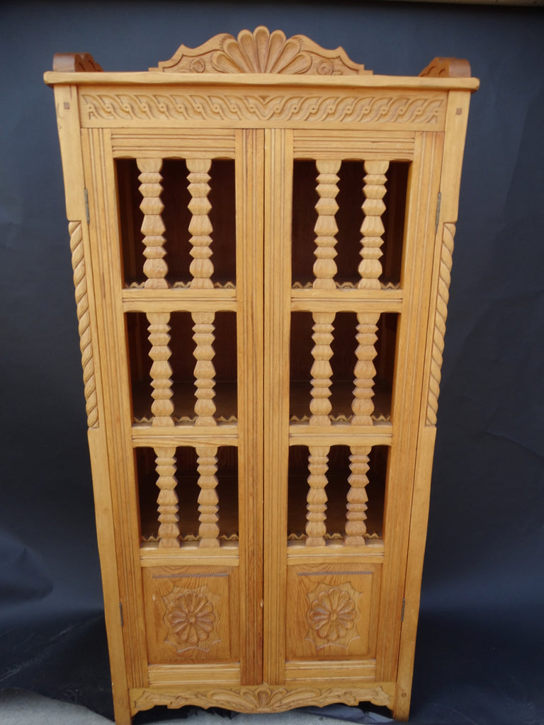 New Mexican Hutch by Elidio Gonzales