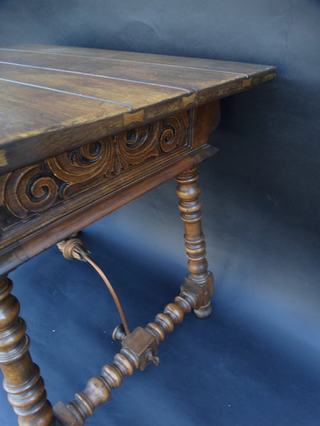 Spanish Revival Angelus Furniture Side Table