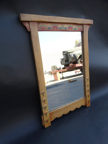 Coronado Decorated Mirror