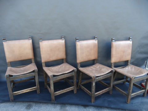 Set of 4 Imperial Classic Dining Chairs 1929