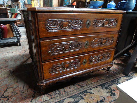 19th Century French Commode Chest of Drawers