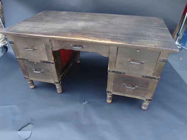 Monterey Classic Old Wood WILL ROGERS Desk