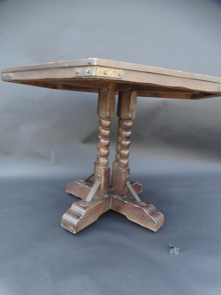 Monterey Classic Old Wood Game Table