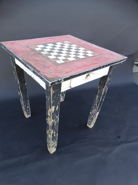 Mexican Folk Art Table 1930s