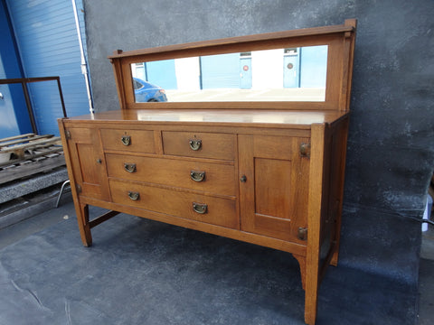 Stickley Brothers 1912 Sideboard