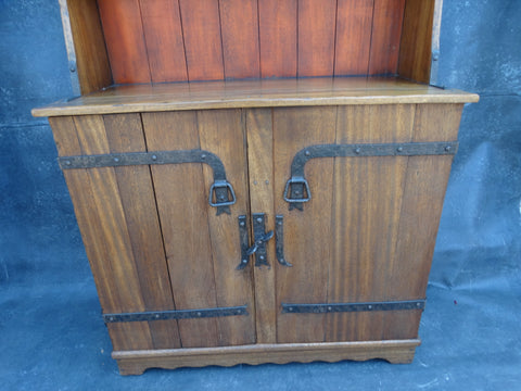 Imperial Monterey Style Cupboard c 1930 F2184
