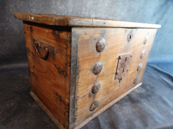 17th-18th Century Moorish Trunk F2202