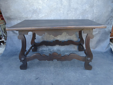 18th Century Spanish Colonial Library Table F2224