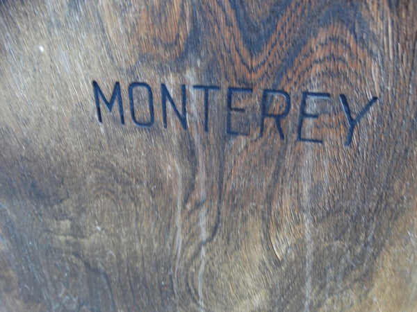 Monterey Classic Old Wood Side Board 1931 F2237
