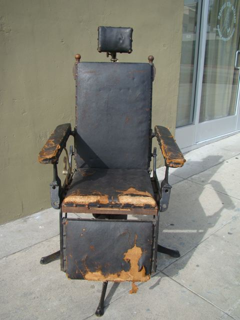 McDannold surgical chair