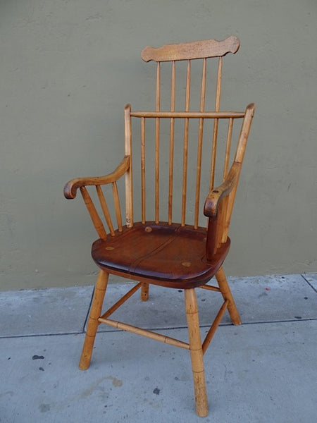 Jack Rennick Windsor High Back Chair