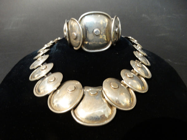 Altamirano Suite of Mexican Jewelry