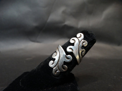 Mexican Silver 925 Ring Size 8