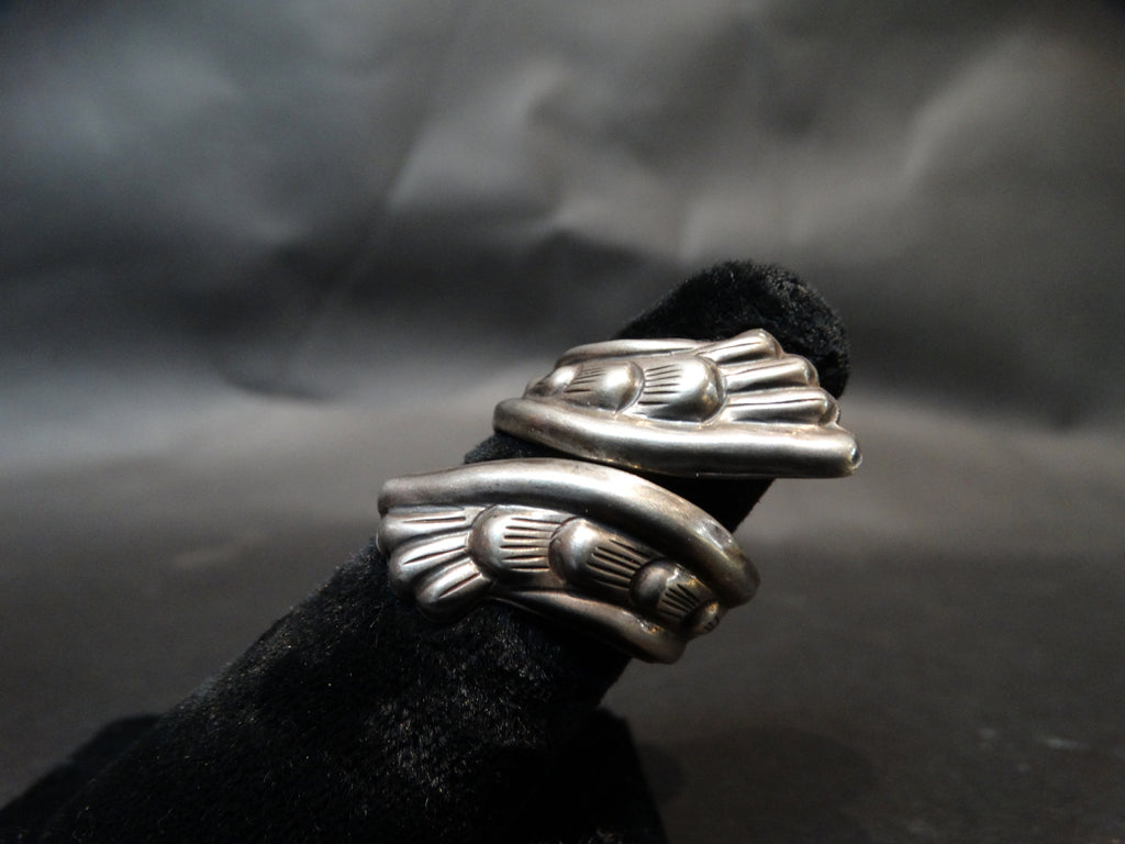 Mexican Silver 925 Ring, Size 8