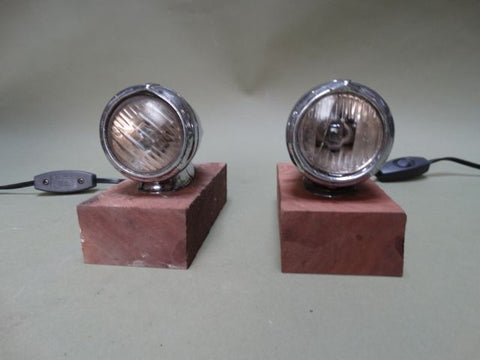 Pair of 1932 Buick Fender Lights