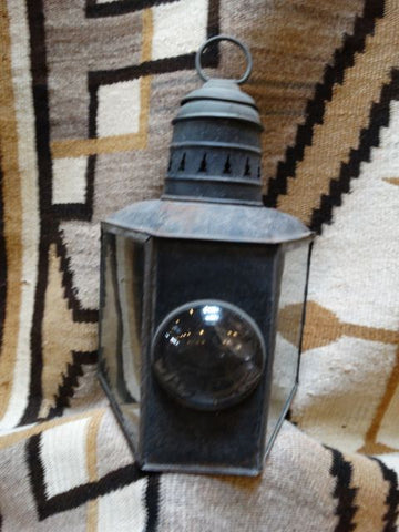 Hexagonal Railroad Lantern