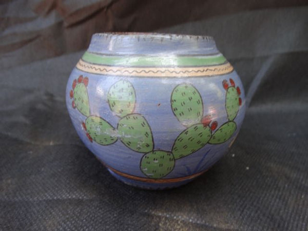 Mexican Burnished Vase