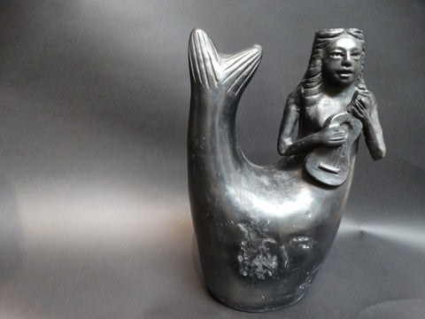 Heron Martinez Mermaid Candlestick