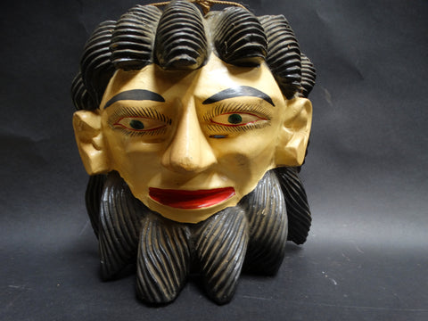 Mexican Folk Art Mask