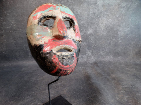 19th Century Mexican Mask M2151
