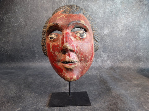 19th Century Mexican Mask M2155