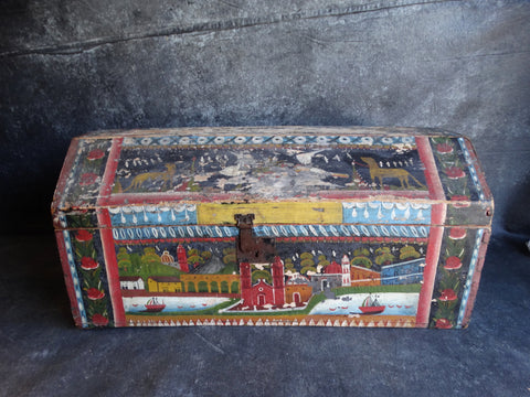 Mexican Trunk/Chest c 1910 M2726