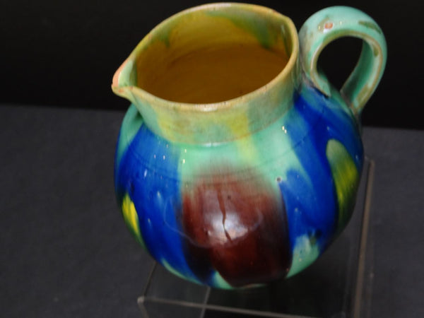 Mexican Dripwear Oaxacan Jade Pitcher