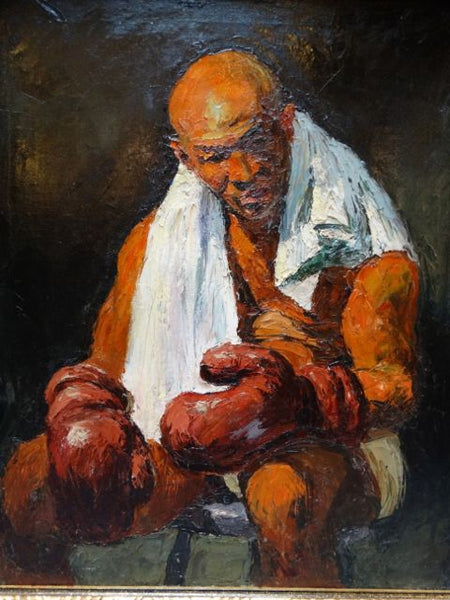 Westly Cook: The Boxer